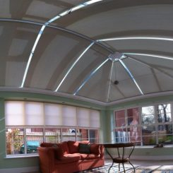 Energi Roof Roller Blinds