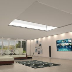 Lantern Roof Blinds